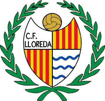 Logo of C.F. LLOREDA (CATALONIA)