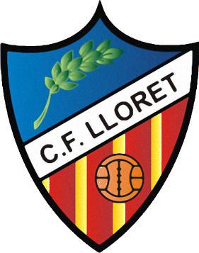 Logo C.F. LLORET (CATALONIA)