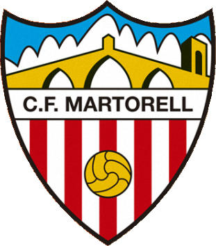 Logo of C.F. MARTORELL (CATALONIA)