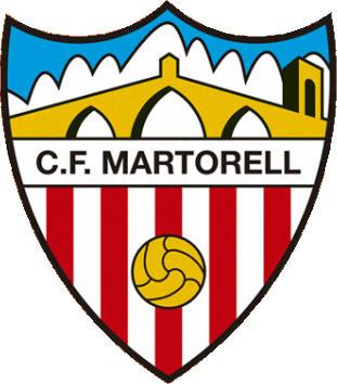 Logo C.F. MARTORELL (CATALONIA)