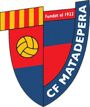 Logo C.F. MATADEPERA (CATALONIA)