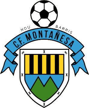 Logo de C.F. MONTAÑESA (CATALOGNE)
