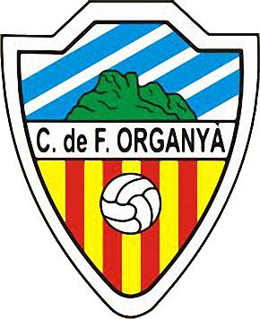 Logo of C.F. ORGANYÁ (CATALONIA)