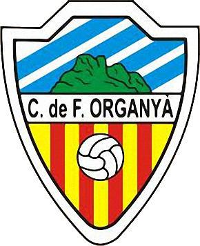 Logo de C.F. ORGANYÁ (CATALOGNE)
