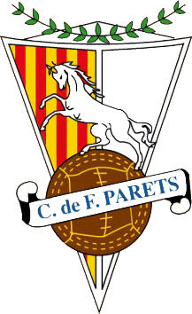 Logo of C.F. PARETS (CATALONIA)