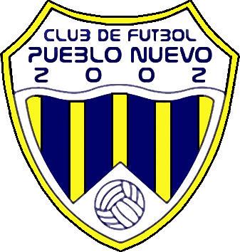 Logo of C.F. PUEBLO NUEVO 2002 (CATALONIA)