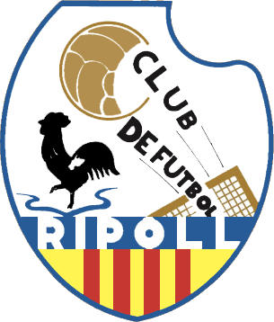 Logo of C.F. RIPOLL (CATALONIA)