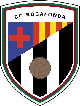 Logo of C.F. ROCAFONDA (CATALONIA)