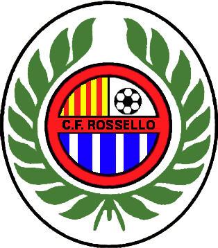 Logo of C.F. ROSSELLÓ (CATALONIA)