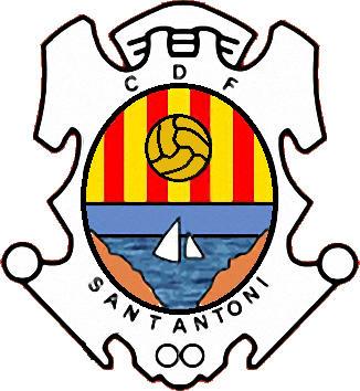 Logo of C.F. SANT ANTONI. (CATALONIA)
