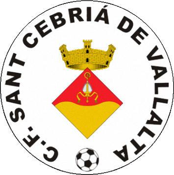 Logo of C.F. SANT CEBRIÁ DE VALLALTA (CATALONIA)