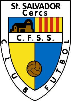 Logo of C.F. SANT SALVADOR CERS (CATALONIA)