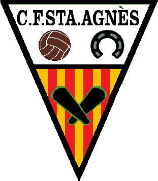 Logo of C.F. SANTA AGNÉS (CATALONIA)
