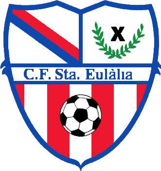 Logo of C.F. SANTA EULÀLIA (CATALONIA)