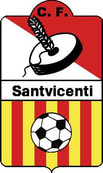 Logo of C.F. SANTVICENTÍ (CATALONIA)