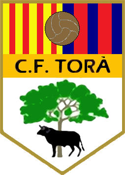 Logo C.F. TORÁ (CATALONIA)