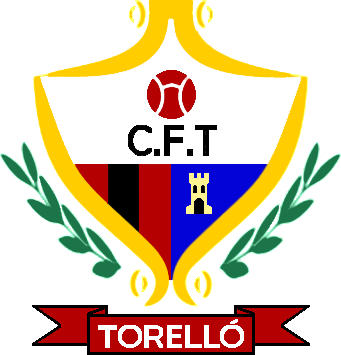 Logo of C.F. TORELLÓ (CATALONIA)