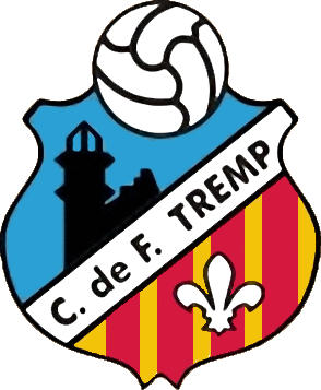 Logo of C.F. TREMP (CATALONIA)