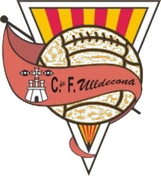 Logo C.F. ULLDECONA (CATALONIA)