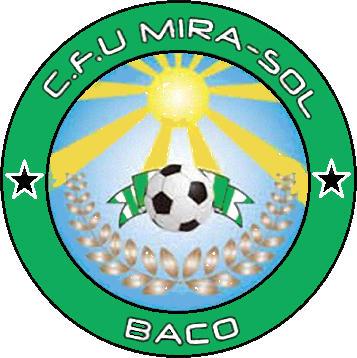 Logo of C.F. UNIÓN MIRASOL-BACO (CATALONIA)