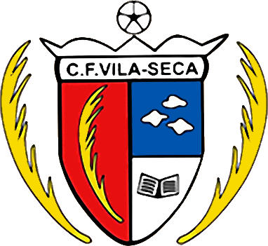 Logo of C.F. VILA-SECA (CATALONIA)