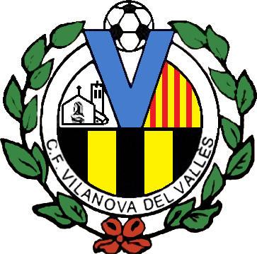 Logo of C.F. VILANOVA DEL VALLÈS (CATALONIA)