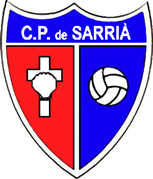 Logo of C.P. DE SARRIÁ (CATALONIA)
