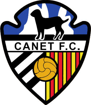 Logo of CANET F.C. (CATALONIA)