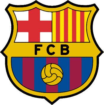 Logo of F.C. BARCELONA (CATALONIA)