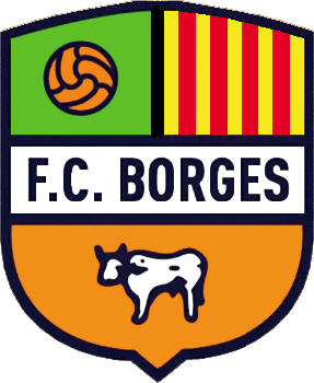 Logo of F.C. BORGES (CATALONIA)