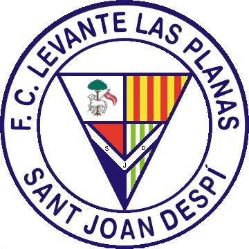 Logo of F.C. LEVANTE LAS PLANAS (CATALONIA)