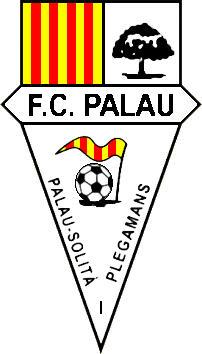Logo of F.C. PALAU SOLITÀ I PLEGAMANS (CATALONIA)