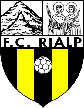 Logo of F.C. RIALP (CATALONIA)