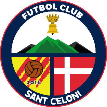 Logo of F.C. SANT CELONI (CATALONIA)