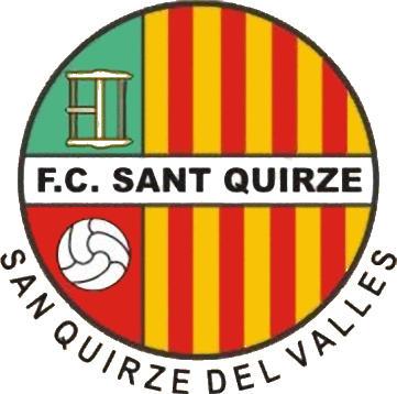 Logo of F.C. SANT QUIRZE (CATALONIA)