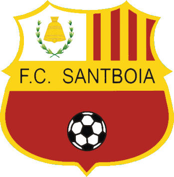 Logo of F.C. SANTBOIA  (CATALONIA)