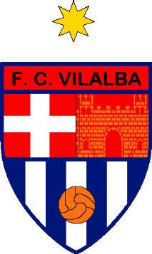 のロゴ・ FC ヴィラルバ (カタルーニャ州)