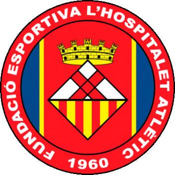 Logo of F.E. L'HOSPITALET ATLÈTIC (CATALONIA)