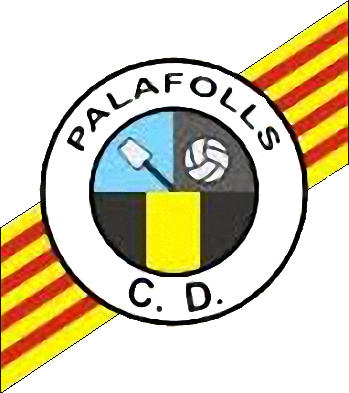 Logo of PALAFOLLS C.D. (CATALONIA)