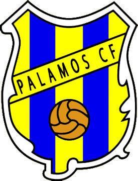 Logo of PALAMOS CF (CATALONIA)