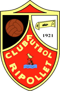 Logo RIPOLLET C.F. (CATALONIA)