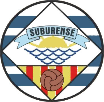 Logo of SUBURENSE C.F. (CATALONIA)