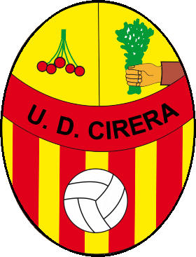 Logo U.D. CIRERA (CATALONIA)