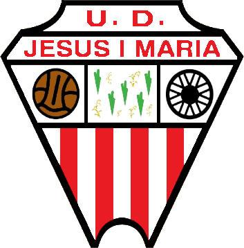 Logo de U.D. JESÚS Y MARÍA (CATALOGNE)
