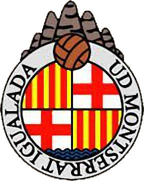Logo of U.D. MONSERRAT IGUALADA (CATALONIA)