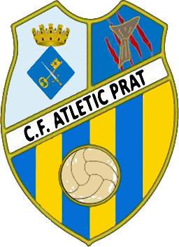 Logo di U.E. ATLÉTIC PRAT (CATALOGNA)