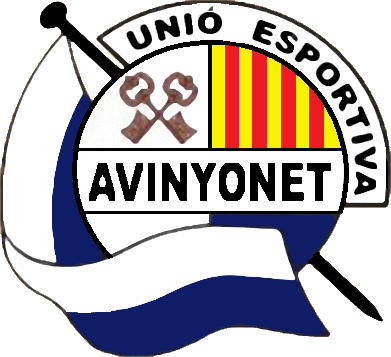 Logo of U.E. AVINYONET (CATALONIA)