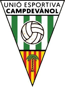 Logo de U.E. CAMPDEVANOL (CATALOGNE)