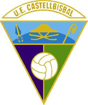 Logo of U.E. CASTELLBISBAL (CATALONIA)