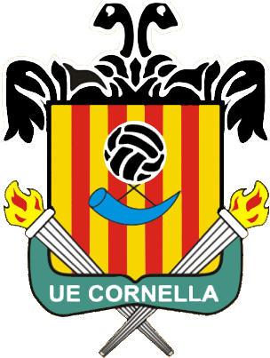 Logo of U.E. CORNELLA  (CATALONIA)